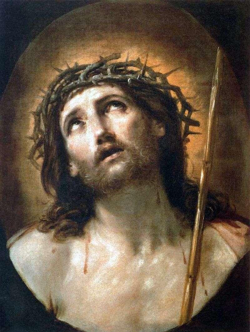 Chrystus w Koronie Cierni   Renee Guido