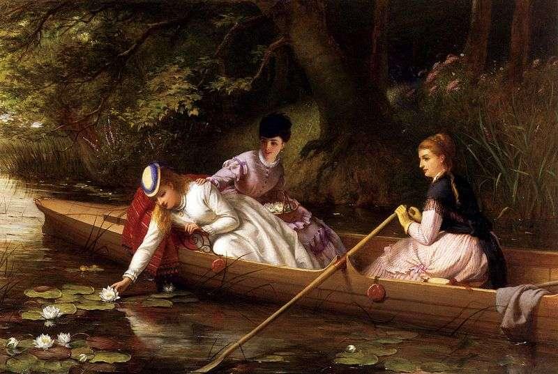 Lily Thames   Thomas Brooks