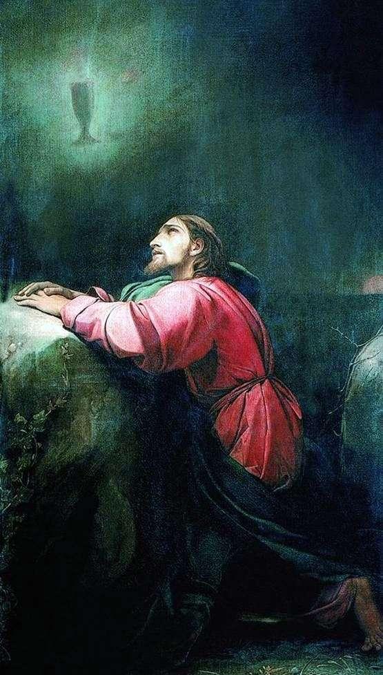 Modlitwa o puchar   Fedor Bruni