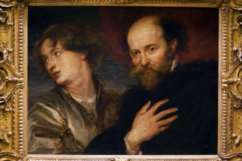 Peter Rubens z Anthonym Van Dyckiem   Peter Rubens