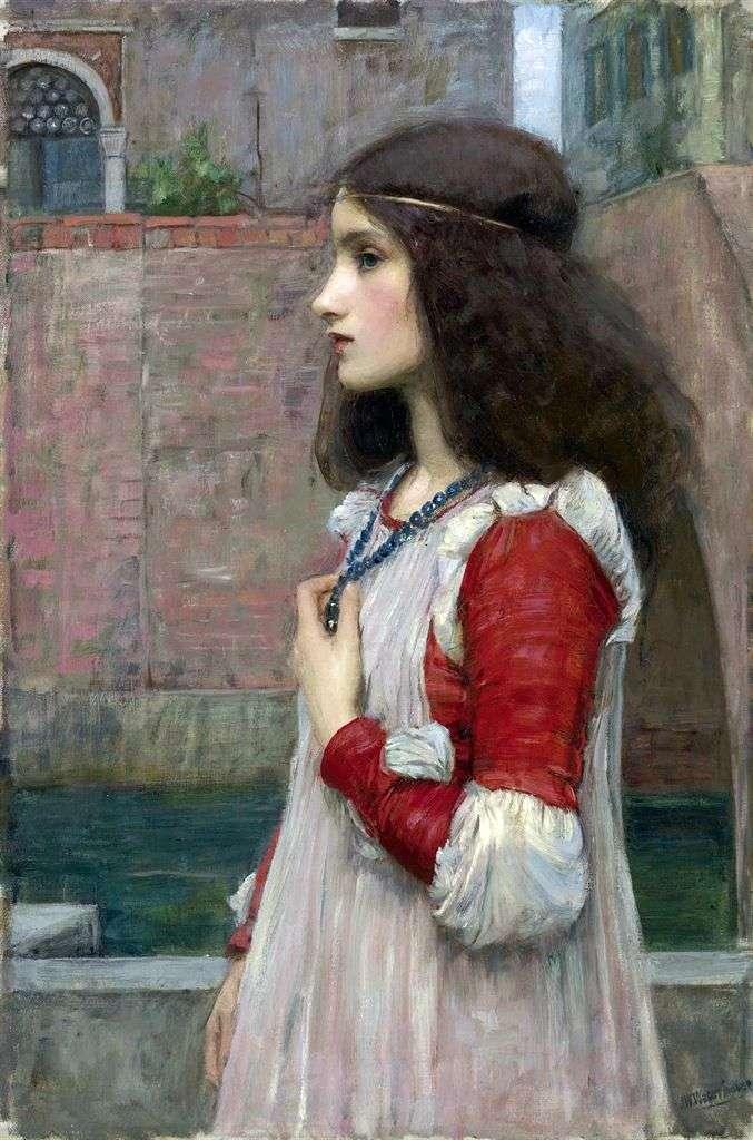Juliet   John Waterhouse