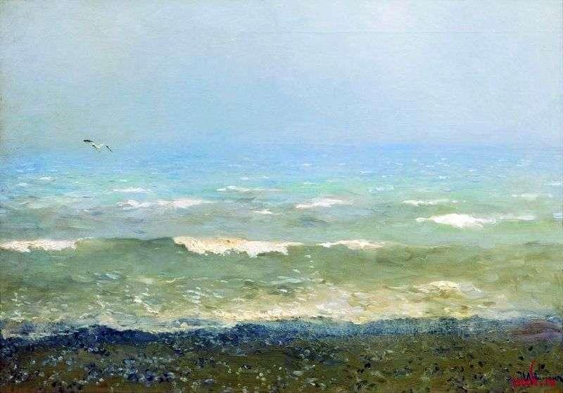 Wybrzeże Morza Śródziemnego   Isaac Levitan