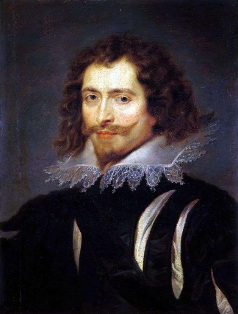 Portret księcia Buckingham   Peter Rubens