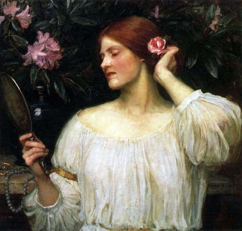 Vanity   John Waterhouse