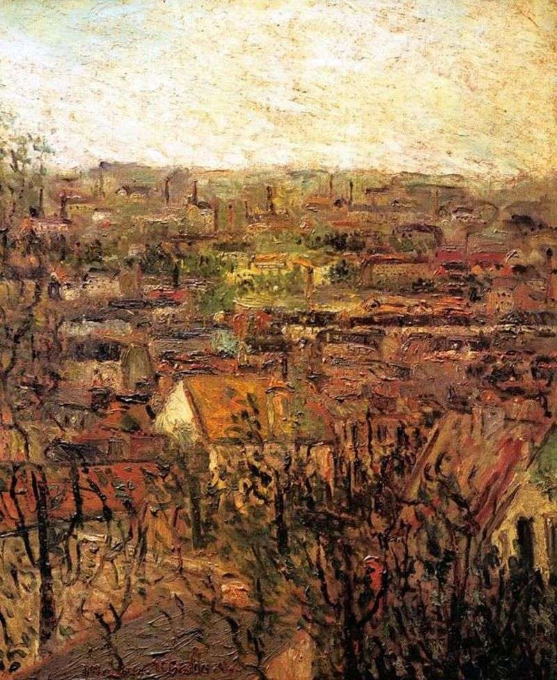 Dachy Monmagny   Maurice Utrillo