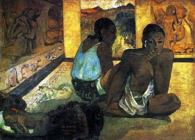 Sen   Paul Gauguin