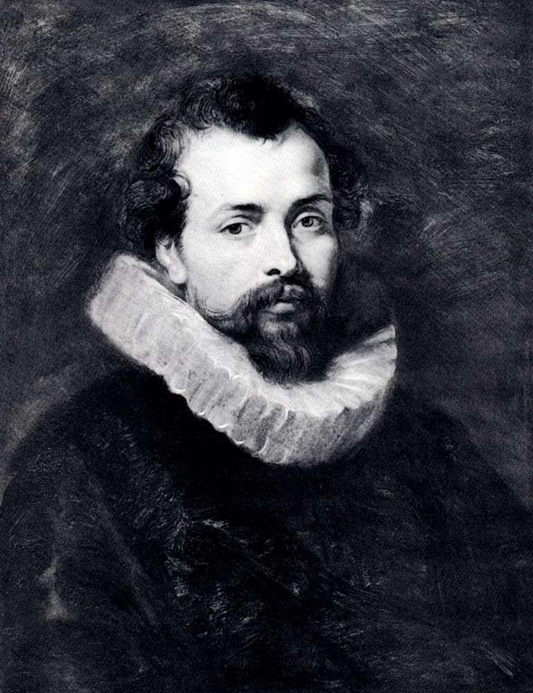 Portret Philipa Rubensa   Petera Rubensa