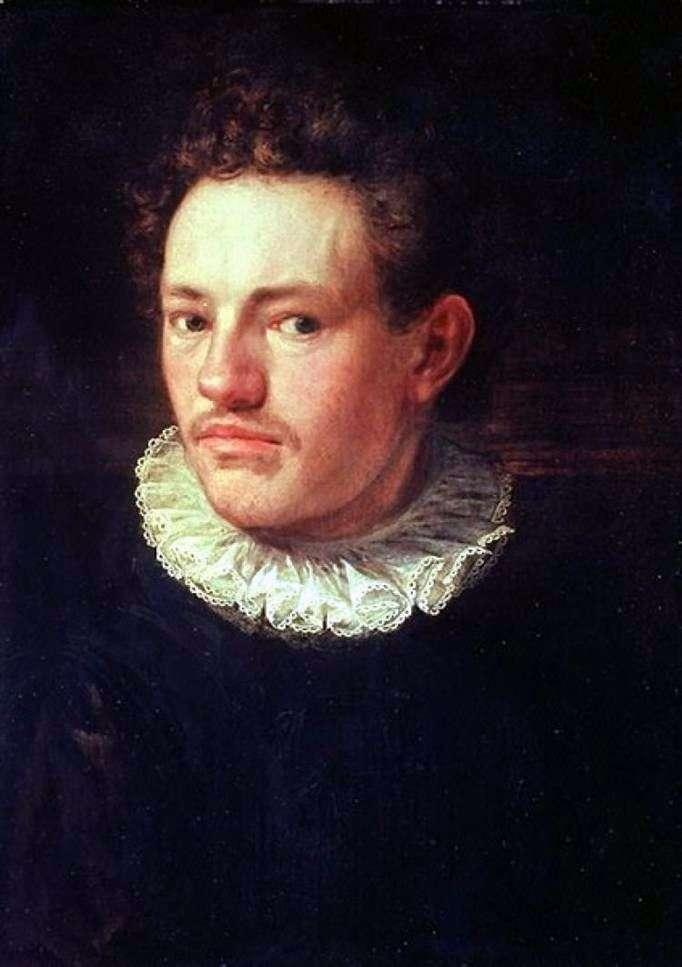 Autoportret   Hans von Aachen
