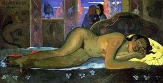 Nigdy więcej   Paul Gauguin