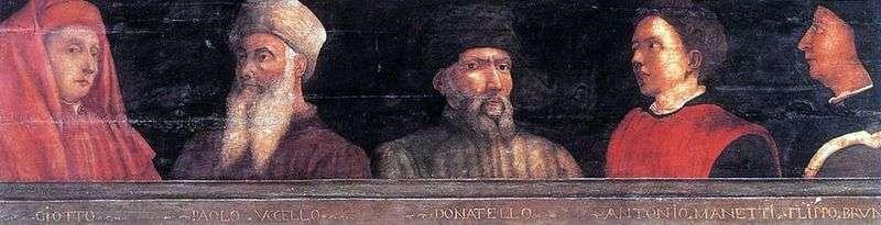 Założyciele szkoły florenckiej   Paolo Uccello