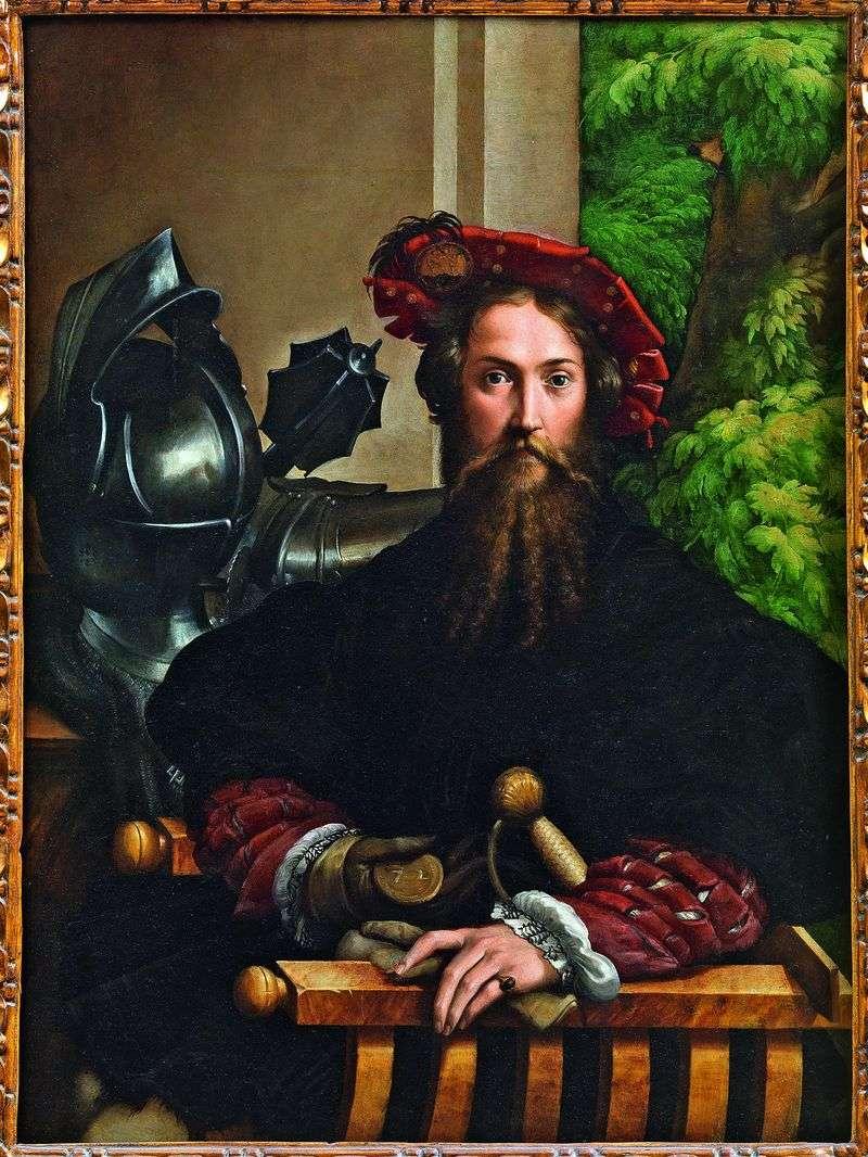 Galeazzo Sanvital, Prince Fontanelato   Francesco Parmigianino