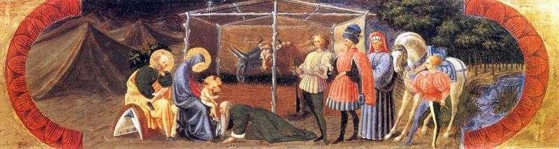 Adoracja Trzech Króli   Paolo Uccello