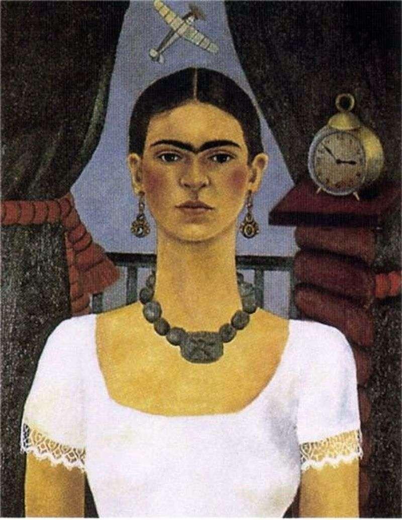 Autoportret. Time Flies   Kalo Frida