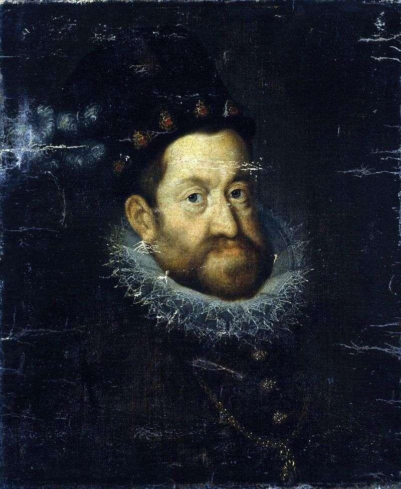 Cesarz Rudolf II   Hans von Aachen