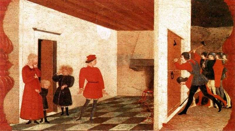 Miracle cache   Paolo Uccello