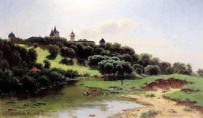Klasztor Savvino Storozhevsky pobliżu Zvenigorod   Lev Lvovich Kamenev