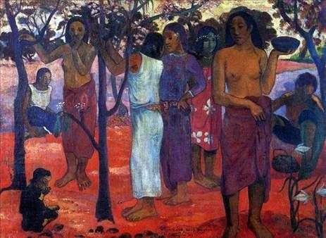 Piękne dni   Paul Gauguin