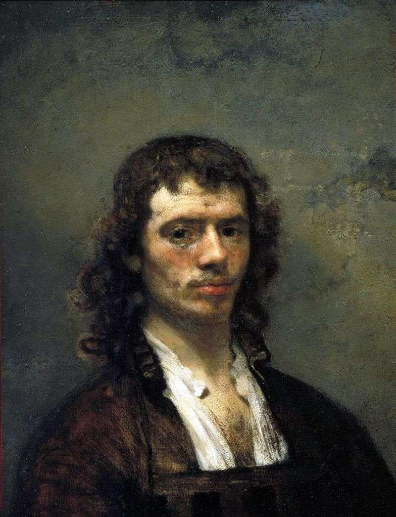 Autoportret   Karel Fabricius