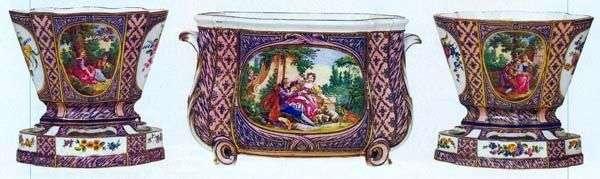 Porcelana   Francois Boucher