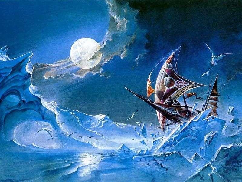 Zbocza w nocy. Bitwa o lód   Bruce Pennington