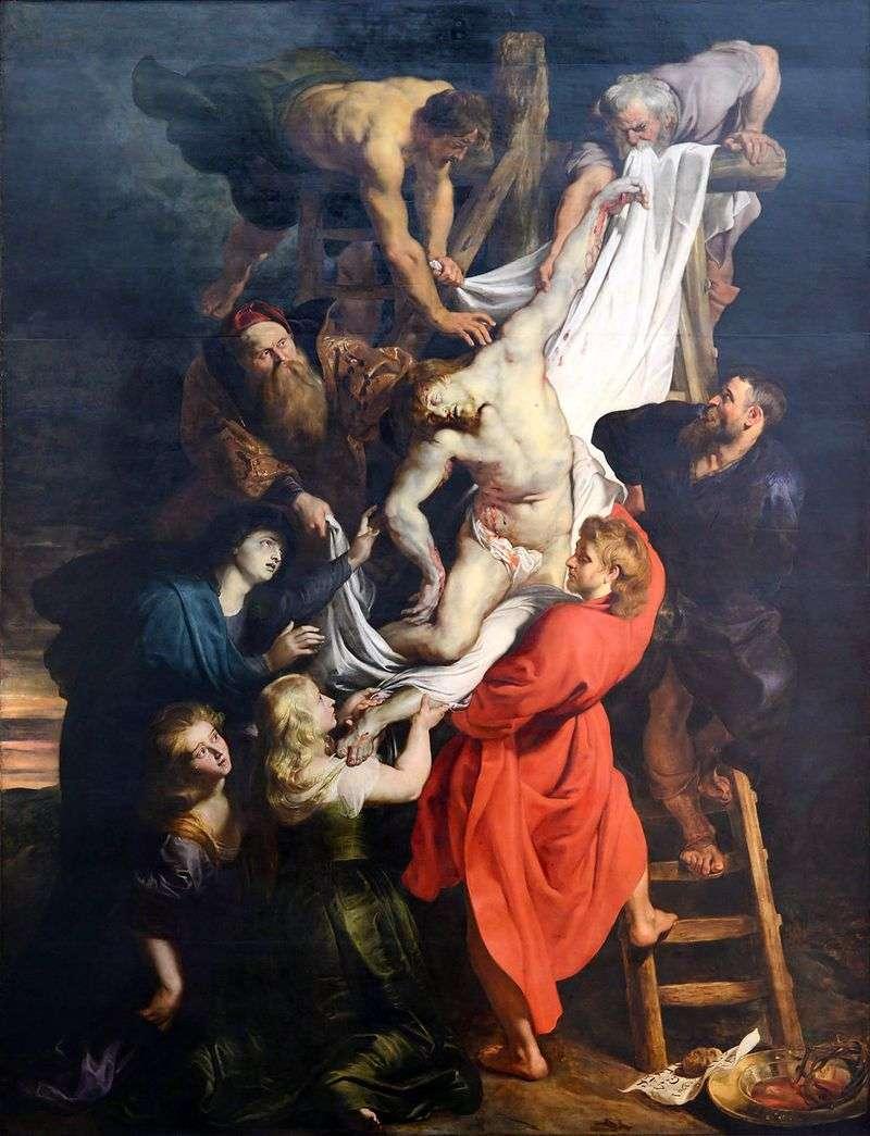 Zejście z krzyża   Peter Rubens