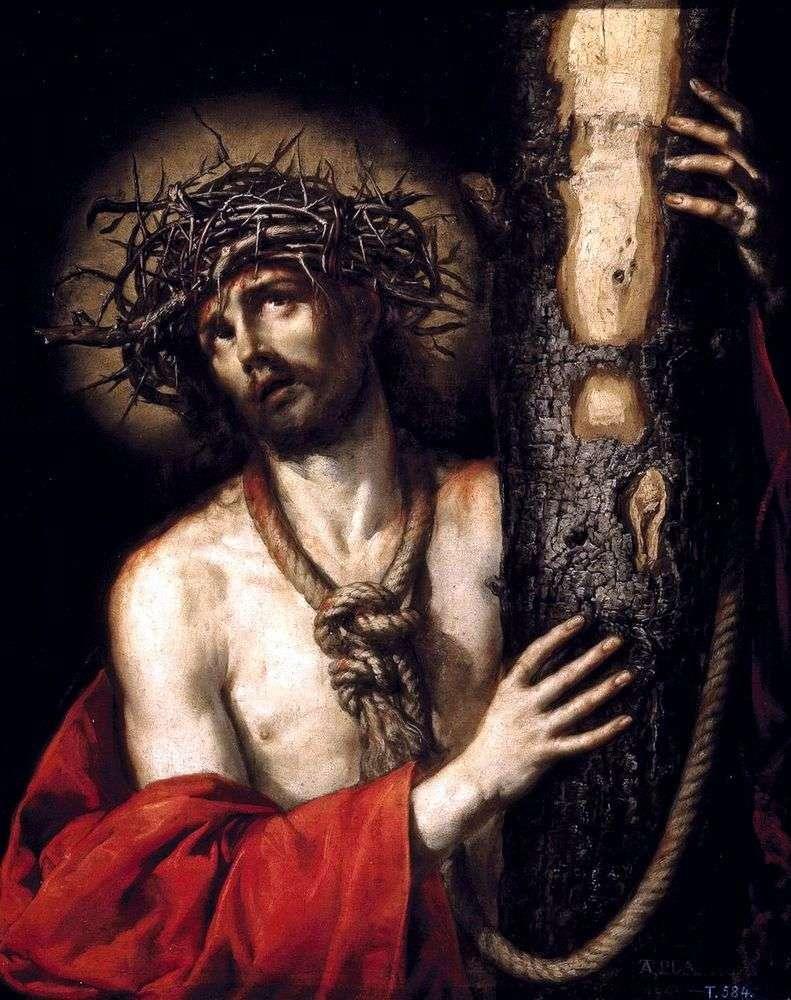 Ukoronowanie koroną cierniową   Antonio de Pereda