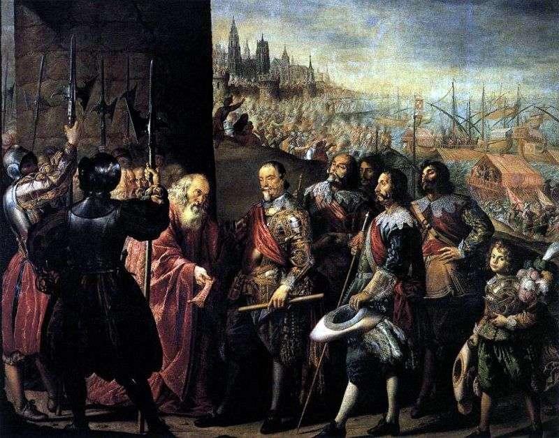 Pomóżcie Genui   Antonio de Pereda