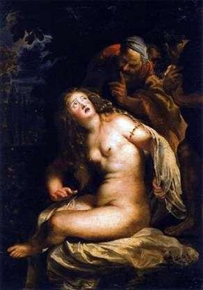 Zuzanna i starsi   Peter Rubens