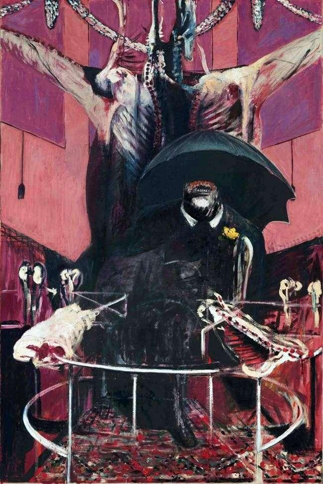 Malarstwo   Francis Bacon