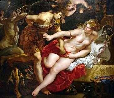Tarquinius i Lukrecja   Peter Rubens