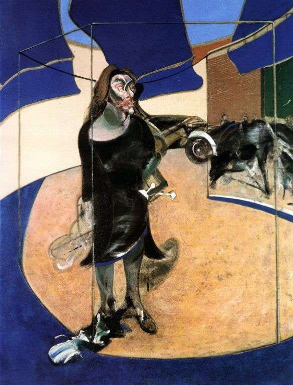 Portret Isabel Raustorn   Francis Bacon