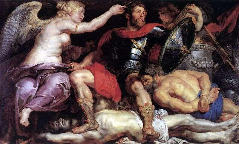 Victorias Triumph   Peter Rubens