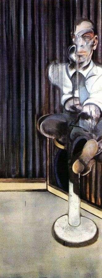Portret krasnoluda   Francis Bacon