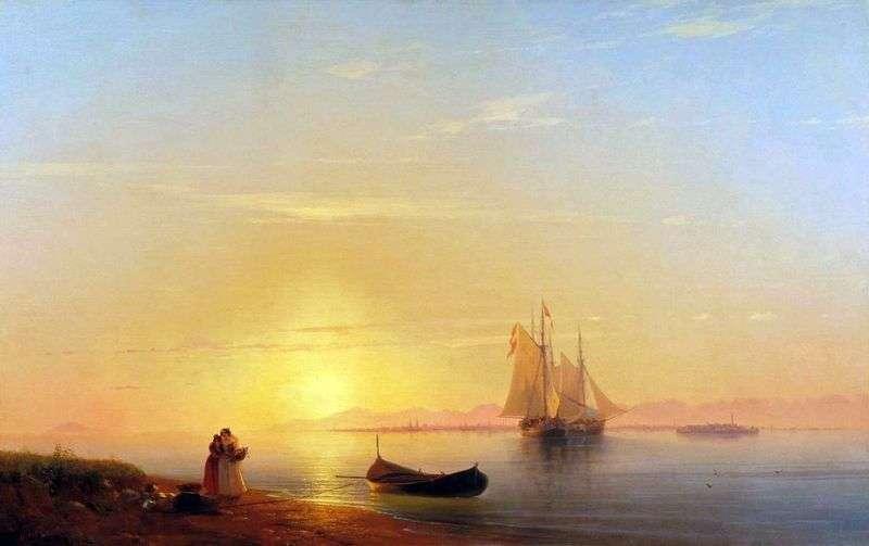 Wybrzeże Dalmacji   Ivan Aivazovsky