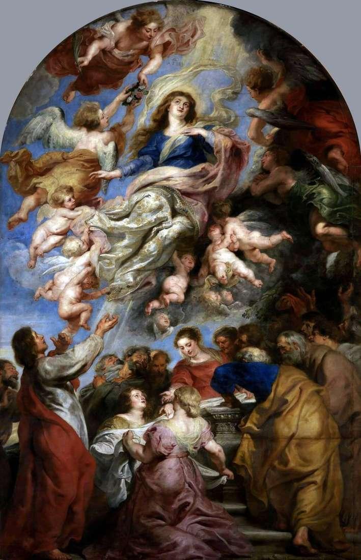 Wniebowzięcie Najświętszej Maryi Panny   Peter Rubens