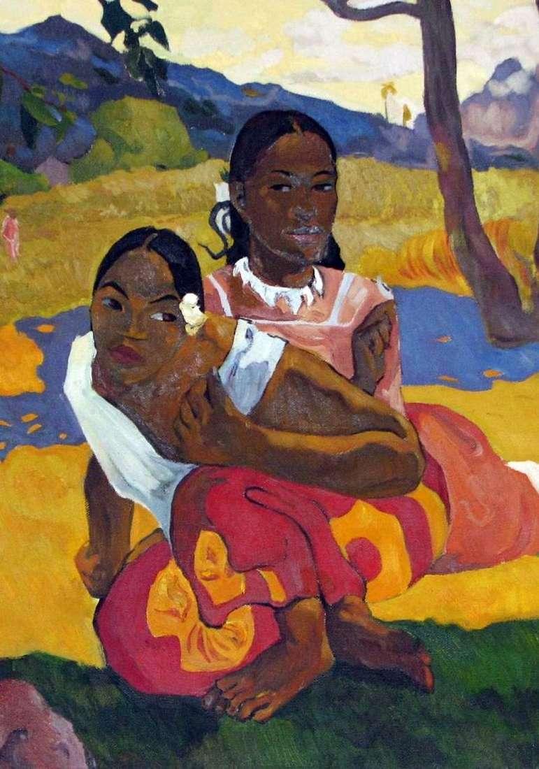 Kiedy się żenisz   Paul Gauguin