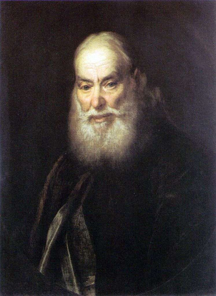 Portret G. Levitsky K (ojciec artysty)   Dmitry Levitsky