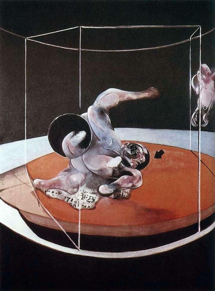 Figurki ruchowe   Francis Bacon