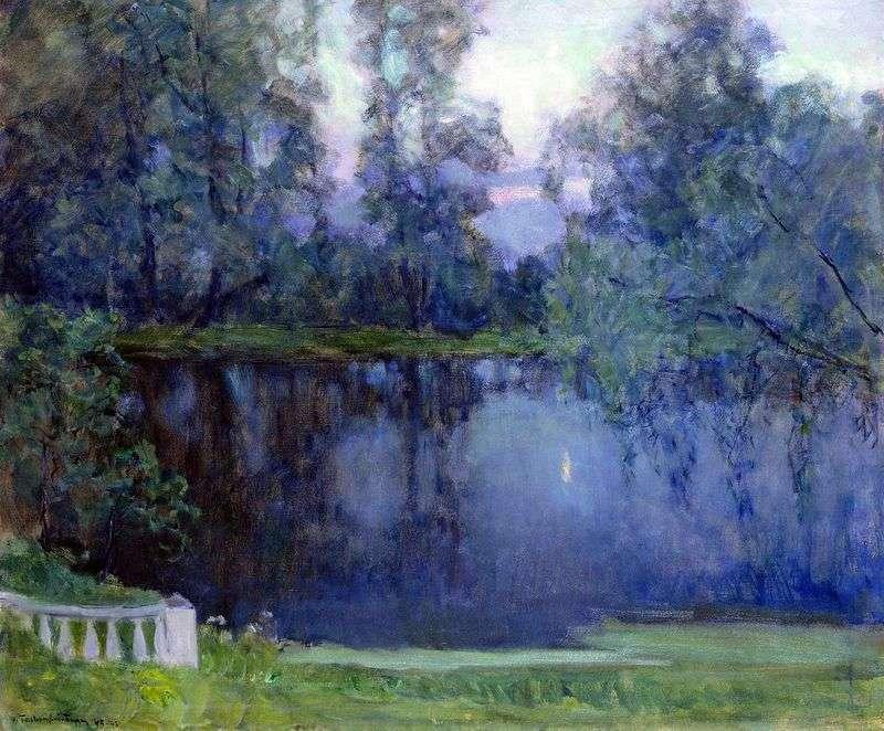 Dormant Pond   Witold Bialynitsky Birulya