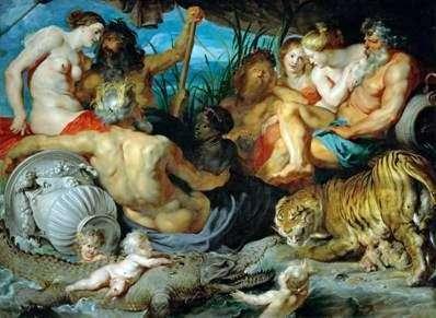 Cztery żywioły   Peter Rubens