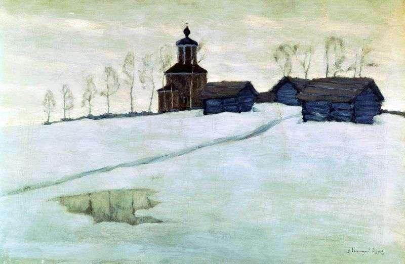 Gray Day   Witold Bialynitsky Birulya