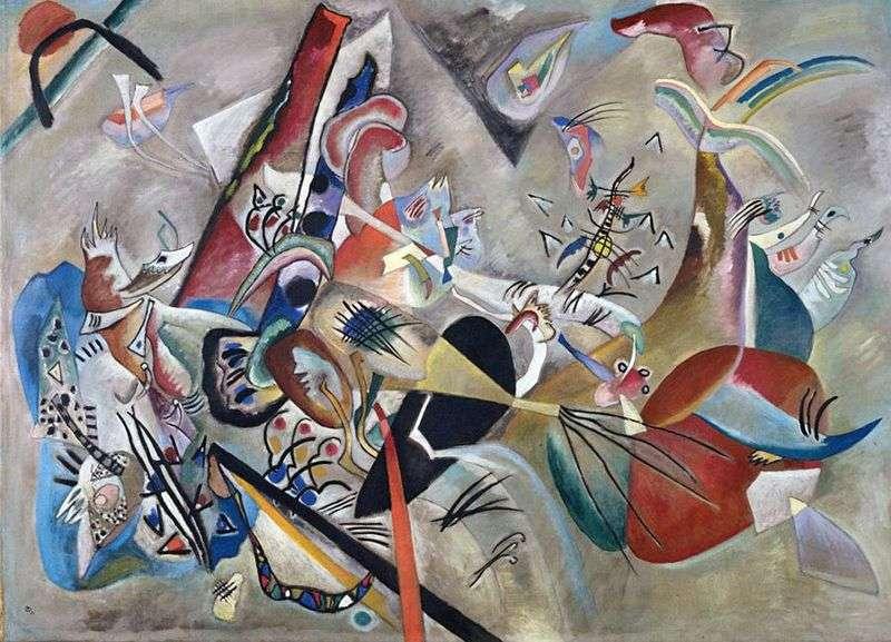 W kolorze szarym   Wassily Kandinsky