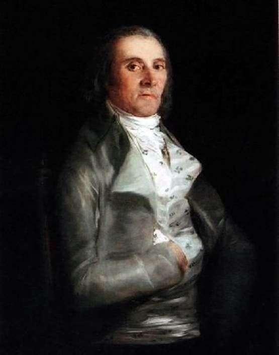 Don Andrés del Peral   Francisco de Goya