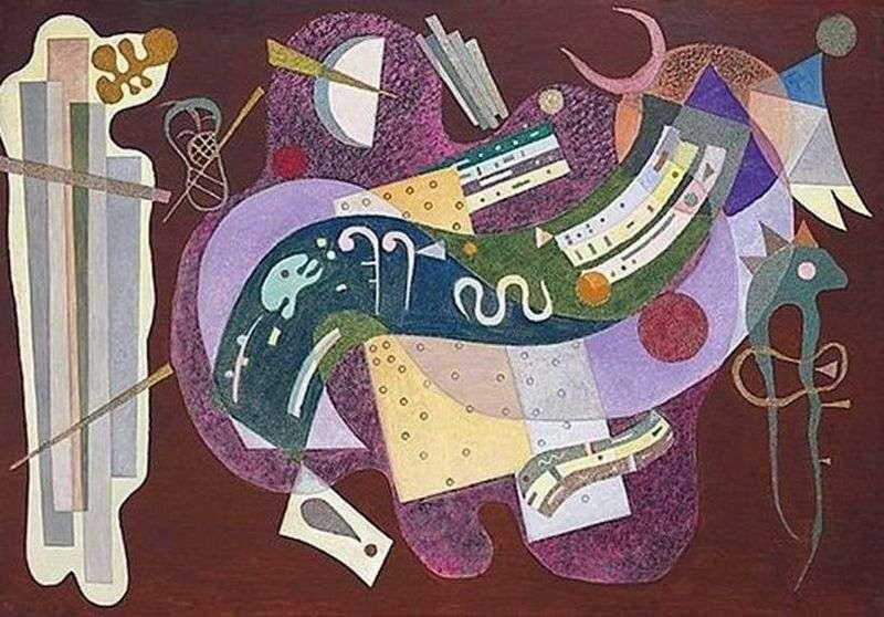 Ciężko elastyczny   Wassily Kandinsky