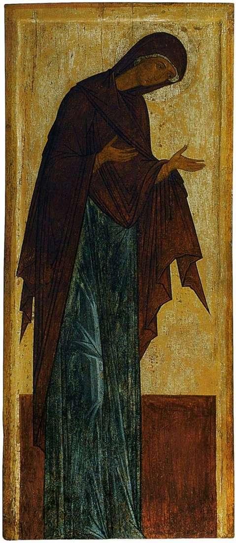 Matka Boża   Andrei Rublev