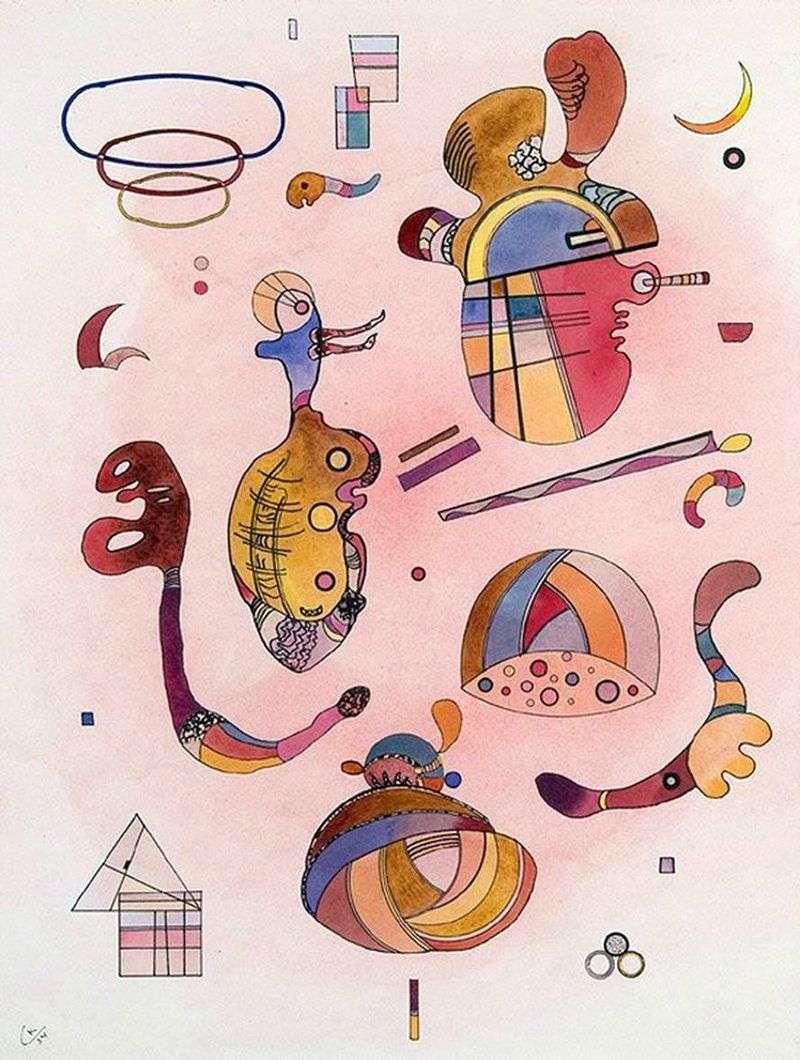 Pojedyncze obiekty   Wassily Kandinsky