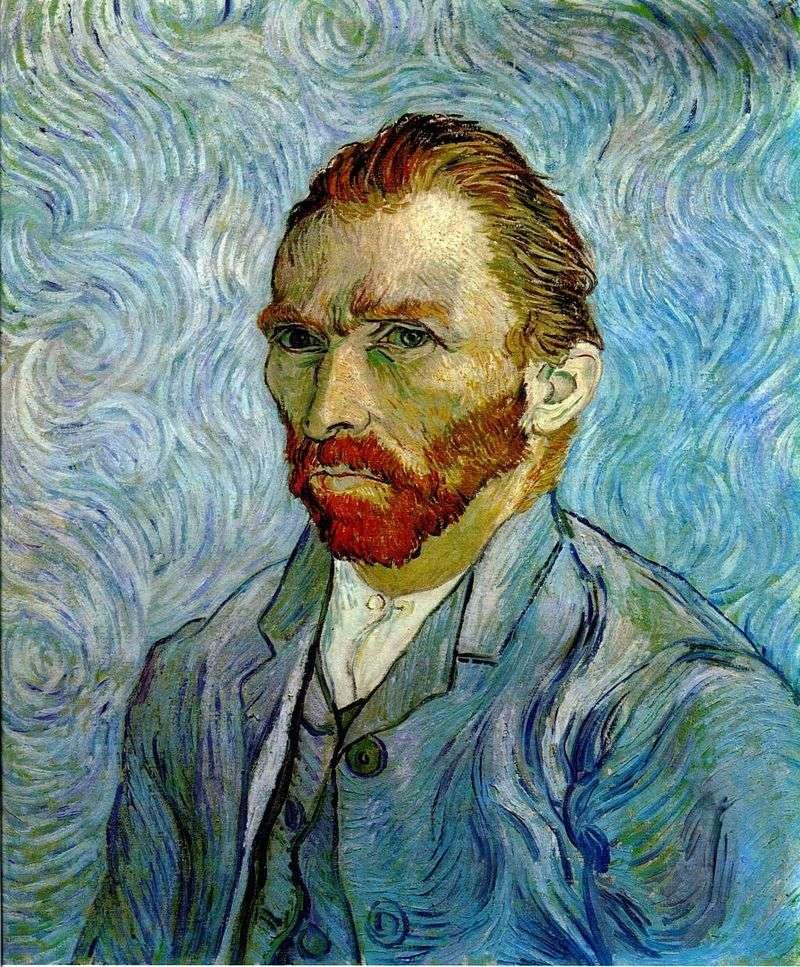 Autoportret II   Vincent Van Gogh