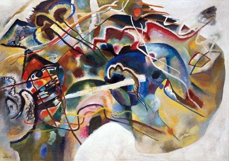 Zdjęcie z białą obwódką   Wassily Kandinsky