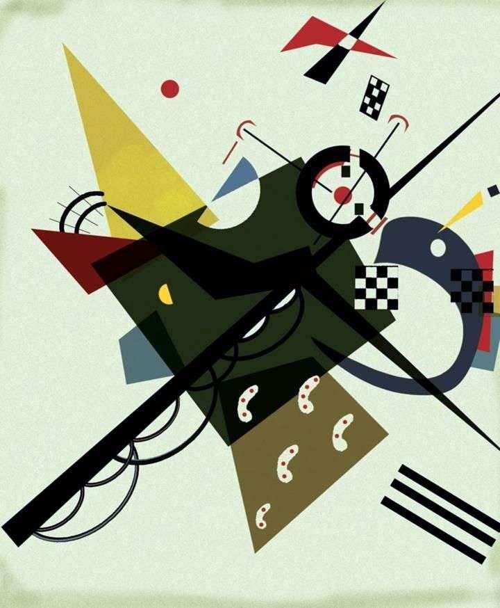 Na białym II   Wassily Kandinsky