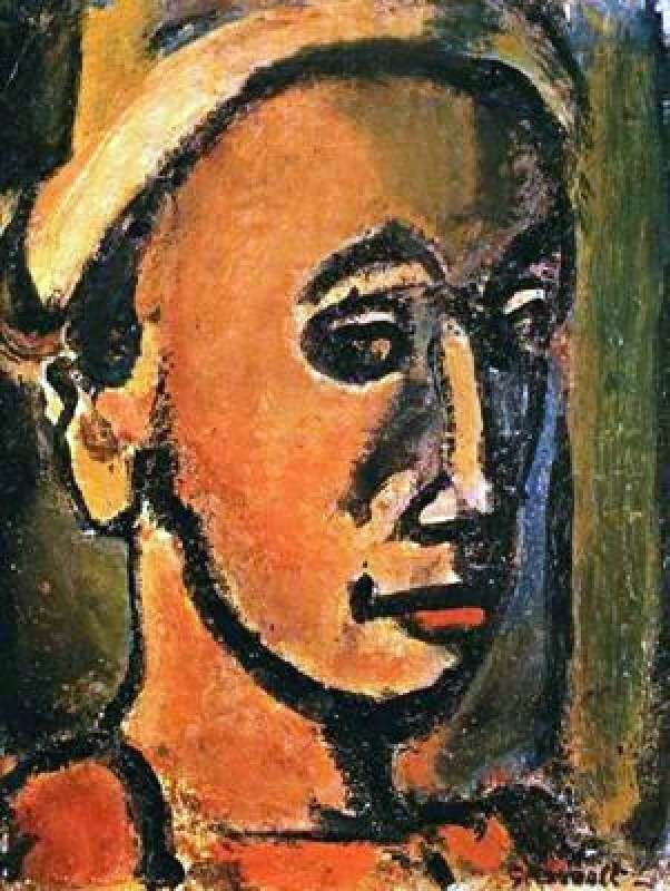 Dreamer   Georges Rouault